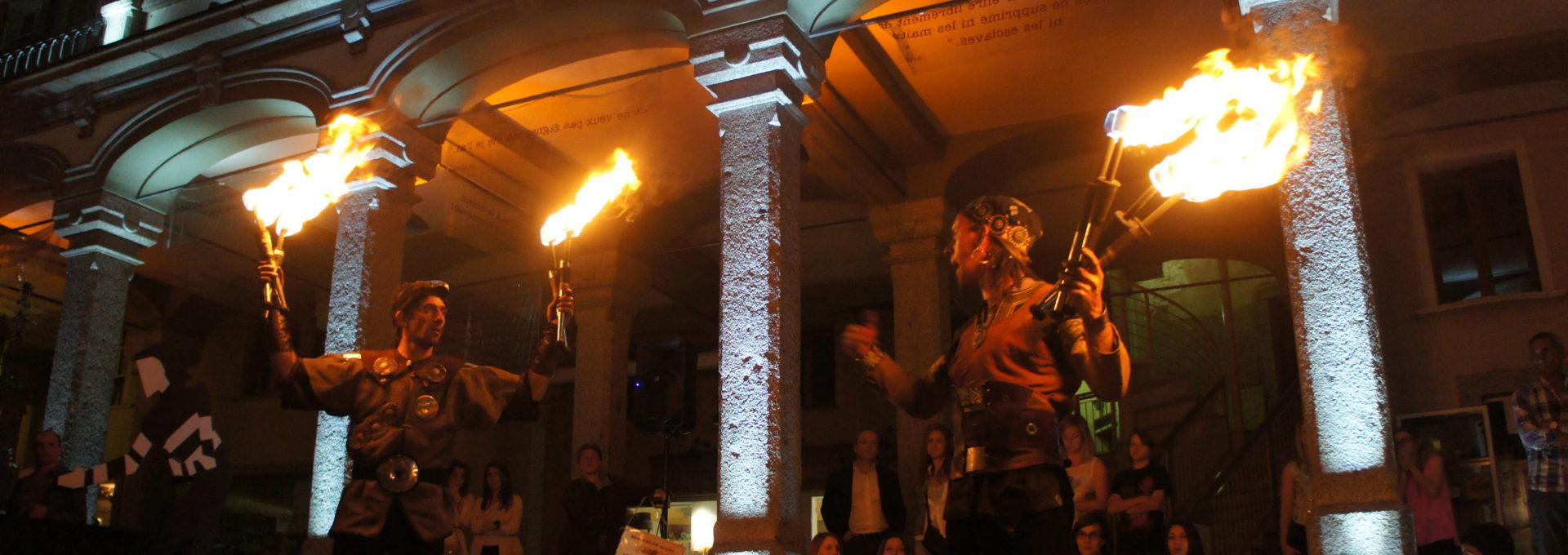 Festival Art de Rue de Sion